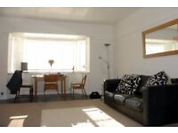 Large double bedroom available in large sunny flat in Weston