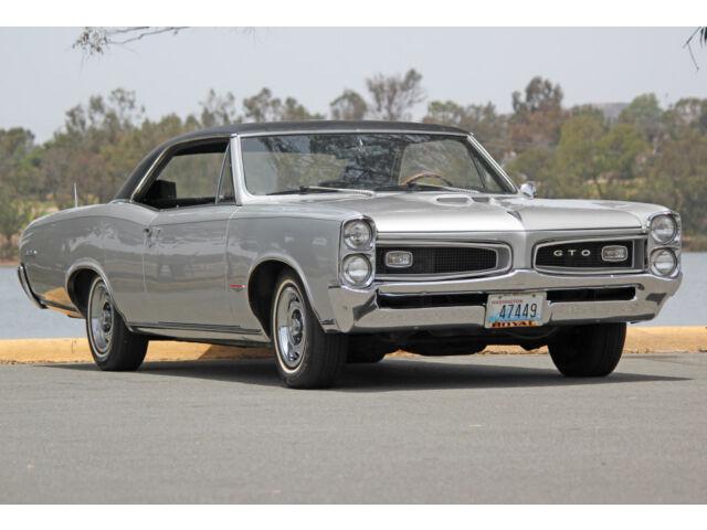 Image 1 of Pontiac: GTO Silver…