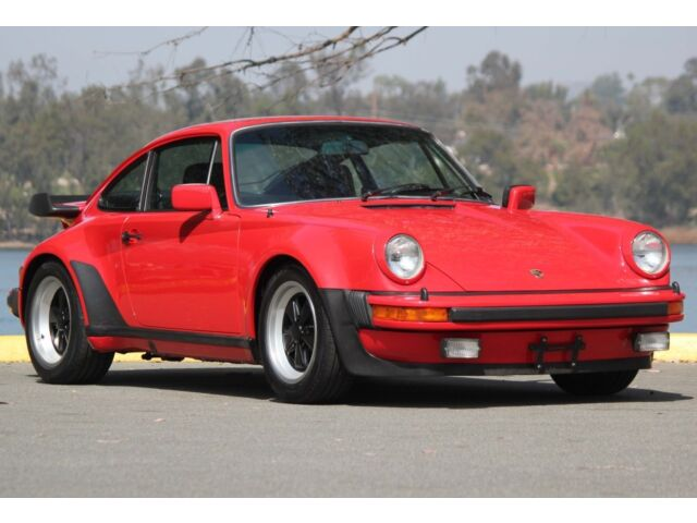 Image 1 of Porsche: 911 Turbo Red