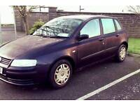 Swap for small van - Fiat Stilo 1.2