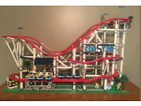 NEW LEGO ROLLER COASTER TRACK INVERTED BOW 2x16x6 incline decline 10261 6229121