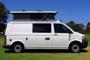 Volkswagen Frontline Automatic Campervan Turbo Diesel - Low Km Albion Park Rail Shellharbour Area Preview