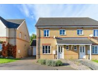 3 bedroom house in Titchmarsh Close, Royston