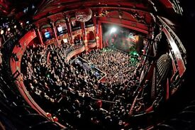 Full time Bar Support wanted for live music venue, Camden