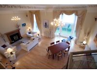Truly stunning townhouse conversion, Park Terrace, located in Park District of Glasgow (ACT 334)