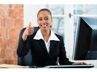 Reception/ Admin work in Worthing