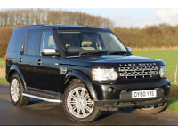 2010 LAND ROVER DISCOVERY 3.0 4 TDV6 HSE