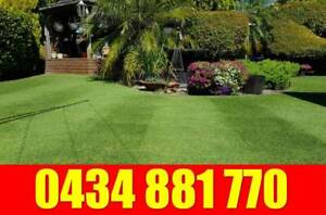 Lawn Mowing, PHONE O434 881 77O - FROM $40