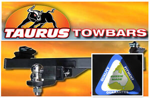 TAURUS-Aussie-Made-Heavy-Duty-Tow-Bar-For-Toyota-Hilux-Tray-2005-Onward