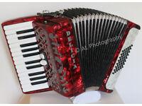 DELICIA JUNIOR 26 48 Bass Piano Accordion