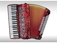 Vignoni Philarmonic IV 120 Bass Musette Piano Accordion