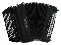 PIGINI 42/B Free Bass Converter Chromatic Button Accordion