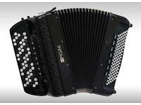 Pigini 42/B Free Bass Convertor Chromatic Button Accordion