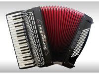 Serenellini Mod 374 96 Bass Piano Accordion