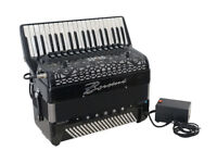 BORSINI VIENNA K9 5 VOICE COMPACT 120 Bass Piano Accordion