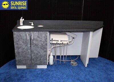 Biotec Side Cabinet Sink - Adec 3072 Side Delivery System