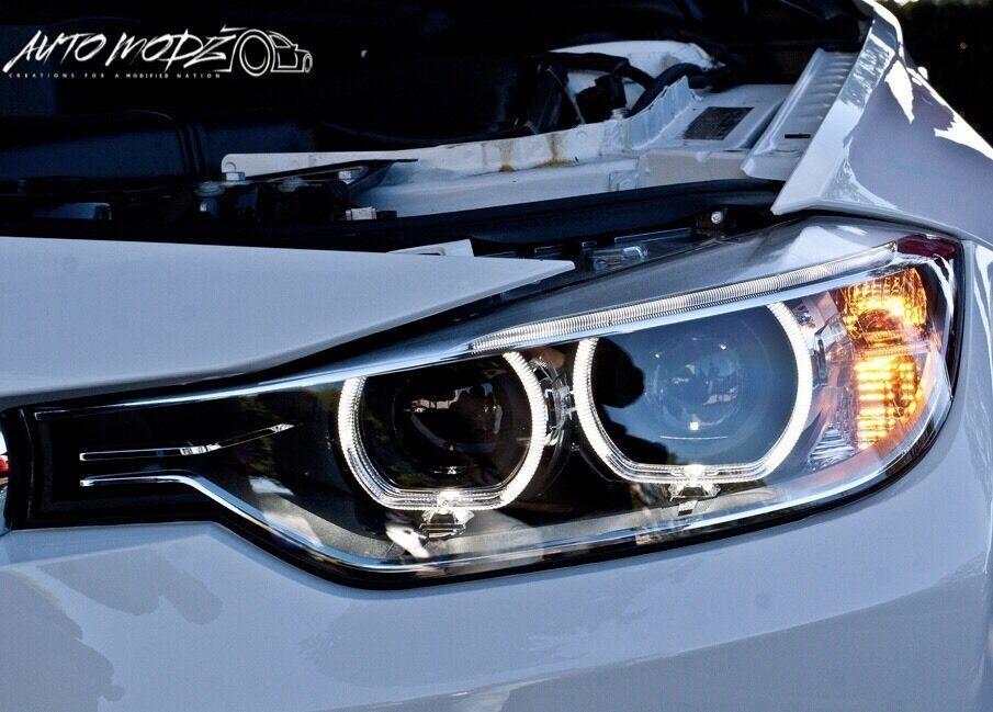 BMW ANGELS XENON HIDS, ANGEL EYES, BMW ANGELS, F30/F31 & F20 ...