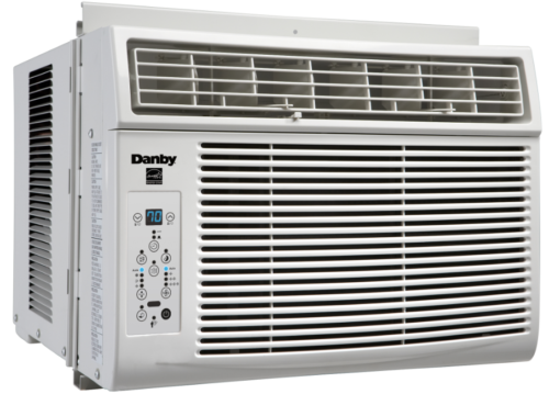 Danby DAC060BGUWDB Air Conditioner, White