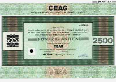 CEAG 1977 Varta Frankfurt Bad Homburg Dortmund FRIWO 2500 DM Bad Lauterberg