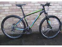 specialized hard rock sport Disc 29 mountain bike large
