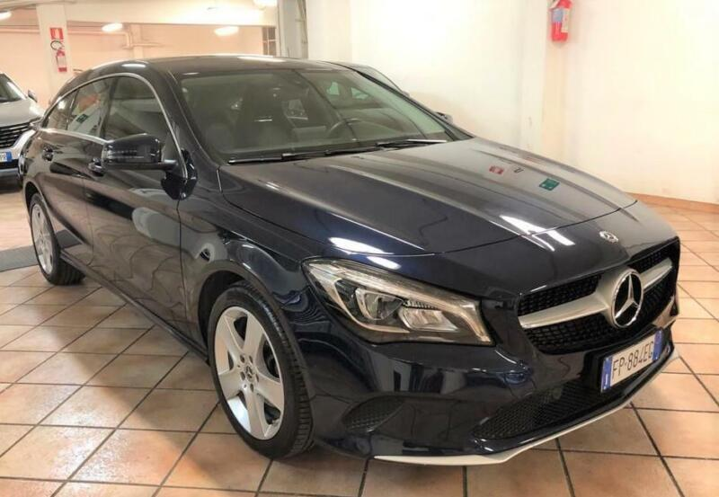 MERCEDES CLA 180 d Shooting Break Automatic Business Extra