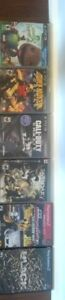 PlayStation video games PS2 / PS3