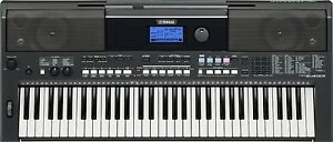 Yamaha PSR E433 Electric 61 Key Digital Keyboard Piano + Stand Cabramatta West Fairfield Area Preview
