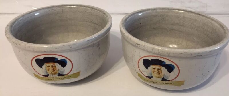 """2005 Quaker Oats Company Bowl - """"Something to Smile About"""" - Preowned F1"""