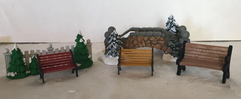 dept 56 snow village accessories