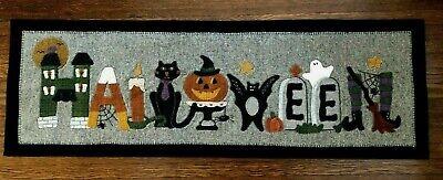Halloween Quilt Kits (WOOL APPLIQUE KIT