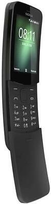 "Nokia 8110 4G 2,45"" Smartphone Handy 4GB 2MP Dual-SIM KaiOS LTE 863252"