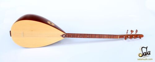 TURKISH QUALITY  SHORT NECK BAGLAMA SAZ INSTRUMENT FOR SALE ASK-201