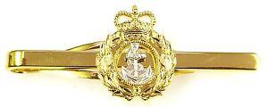 Royal Navy Chief Petty Officer Tie Bar / Slide / Clip