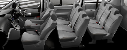 Brand New 2nd & 3rd row seats for Hyundai iMax people mover van. Rosebery Inner Sydney Preview
