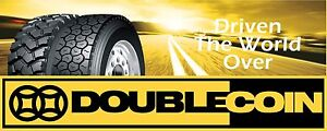 BRAND NEW DOUBLE COIN TRUCK TYRES ON SPECIAL Perth Perth City Area Preview