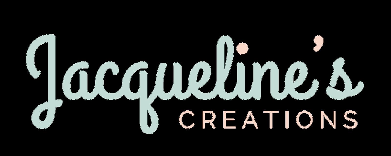 Jacqueline's Creations
