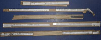 D-2 High C Cr Tool Steel Flat Ground 14 Thk X 34 W X 6-34 L Oversize