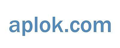 Premium Domain Name Aplok.com APLOK.COM , Best For APPLE Site  - $1,500.00