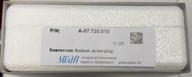 Swan Analytical Sodium Sensor For AMI Sodium P,  Soditrace, and AMI Sodium A