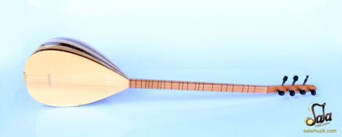 TURKISH LONG NECK BAGLAMA SAZ STRING MUSICAL INSTRUMENT FOR SALE CSL-113