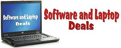 SOFTWARE and LAPTOP DEALS