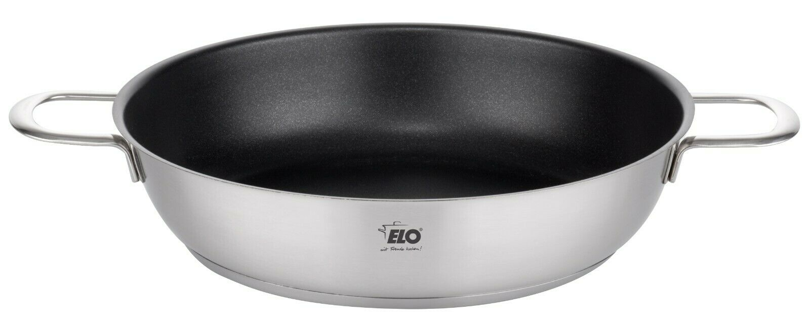ELO Germany Platin Stainless Steel Induction Roasting Pan wi