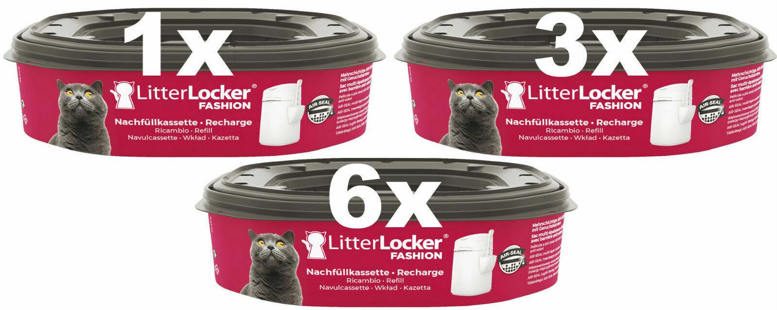 Nachfüller für Litter Locker FASHION - Einzelnd oder Set´s - Nachfüllkasette