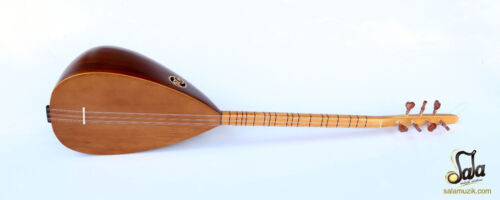 TURKISH QUALITY SHORT NECK MULBERRY BAGLAMA SAZ FOR SALE ASK-109