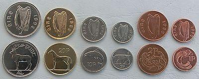 Irland / Ireland KMS 1971-2000 ss-unz/vf-unc