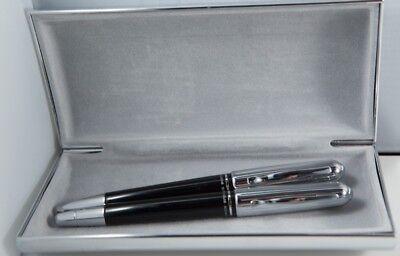 Jean-Louis Scherrer Ballpoint Pen Set Of Two Boxed
