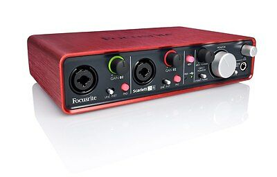 Scarlett 2i4 USB Audio Interface 1st Gen