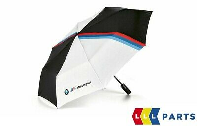 NEW GENUINE BMW M MOTORSPORT FOLDABLE POCKET UMBRELLA 97CM 80282461136