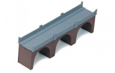 Hornby R180 Triple Viaduct Kit Track Bridge Piece Accessory 1:76 Scale OO Gauge