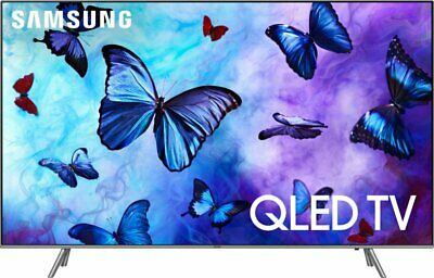"Samsung Flat 49"" QLED 4K (2160p) UHD 6 Series Smart TV"